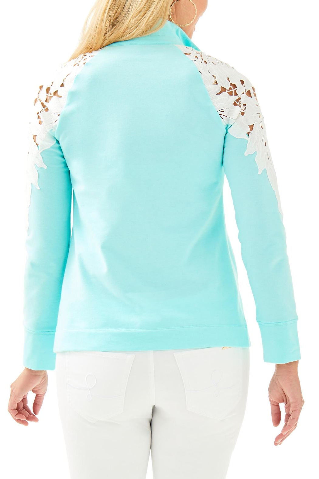 Lilly Pulitzer Skipper Popover - Front Full Image