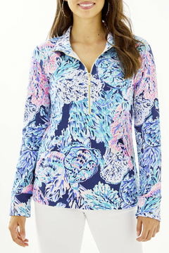 Lilly Pulitzer Skipper Popover UPF 50+ - Product List Image