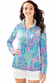 Lilly Pulitzer Skipper Printed Popover - Product Mini Image