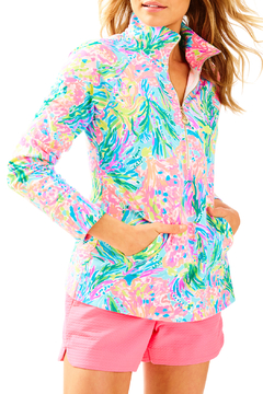 Lilly Pulitzer Skipper Printed Popover UPF 50+ - Product List Image