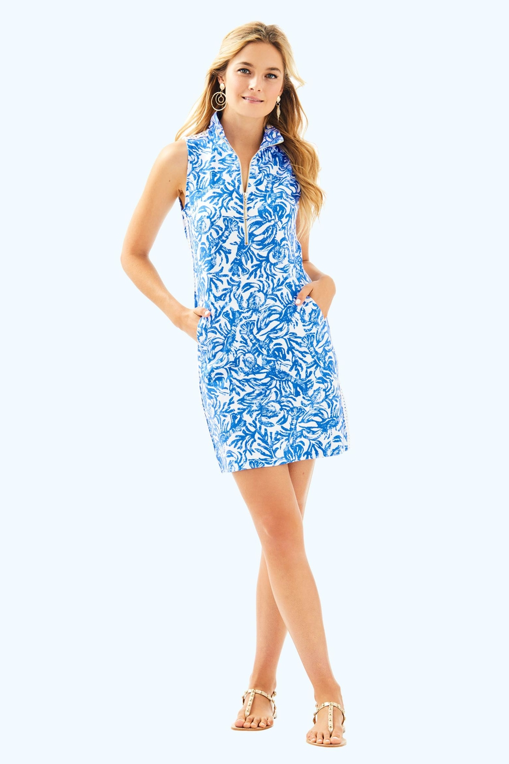6bd52084771801 Lilly Pulitzer Skipper Sleeveless Dress from Massachusetts by ...
