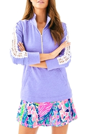 Lilly Pulitzer Skipper Solid Popover - Product Mini Image