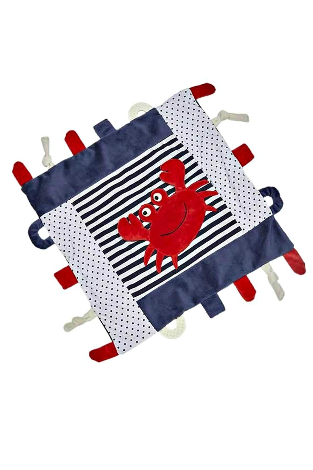 Maison Chic Skipper-The-Crab Multifunction Blankie - Main Image