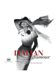 Skira Italian Glamour Book - Front cropped