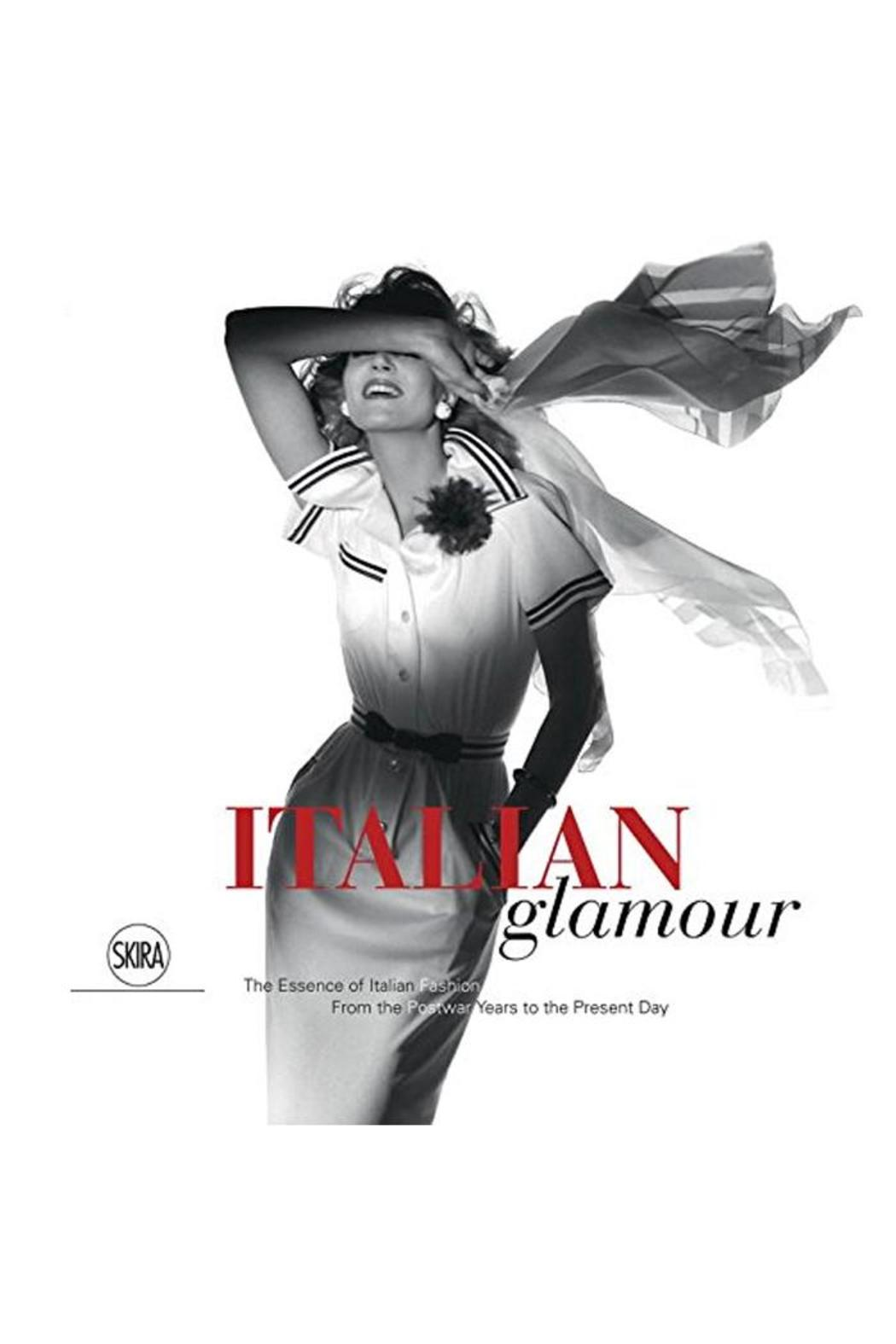 Skira Italian Glamour Book - Front Cropped Image