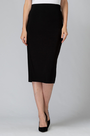Joseph Ribkoff Silky Knit Pencil Skirt - Product Mini Image