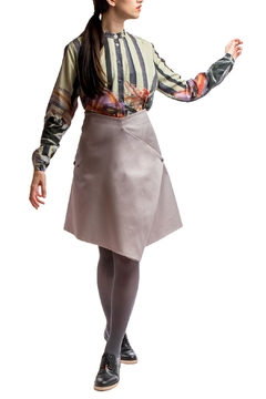 Clara Kaesdorf Skirt Modifiable  Grey - Product List Image