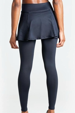 Dona Jo Skirted Leggings - Alternate List Image