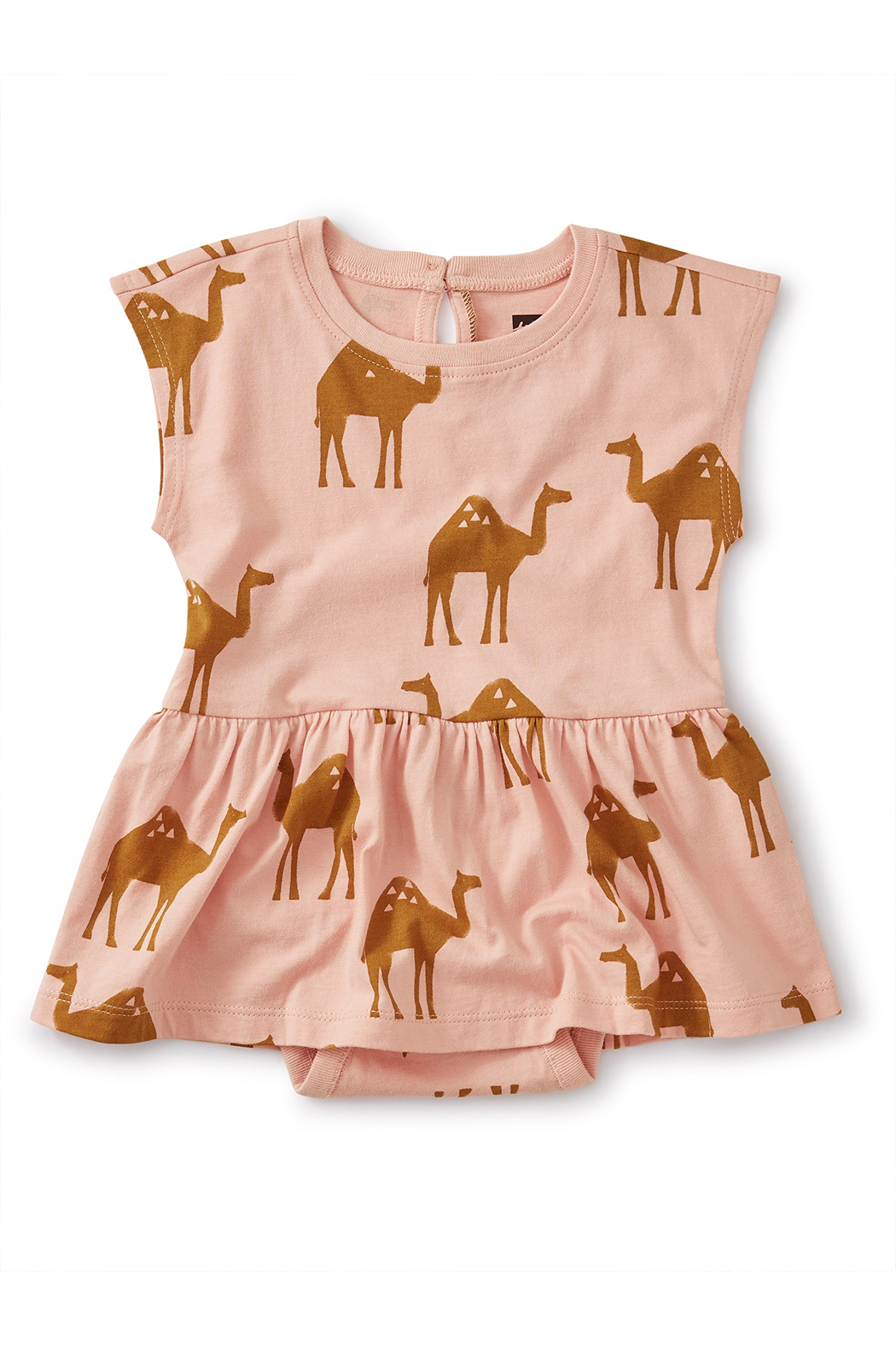 Tea Collection Skirted Romper - Main Image