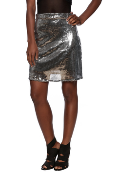 Shoptiques Product: Sequin Mini Skirt