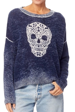 Shoptiques Product: Skull Cashmere Pullover