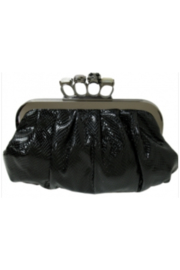 JNB Skull Knuckle Clutch - Product Mini Image