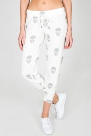 PJ Salvage Skull Lounge Pant - Product Mini Image