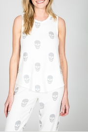 PJ Salvage Skull Lounge Tank - Product Mini Image