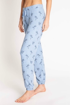 PJ Salvage Skull Palms Pant - Alternate List Image