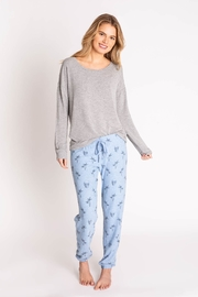 PJ Salvage Skull Pj Pant - Product Mini Image