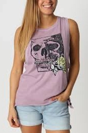 Hurley Skull Rose Tank - Product Mini Image