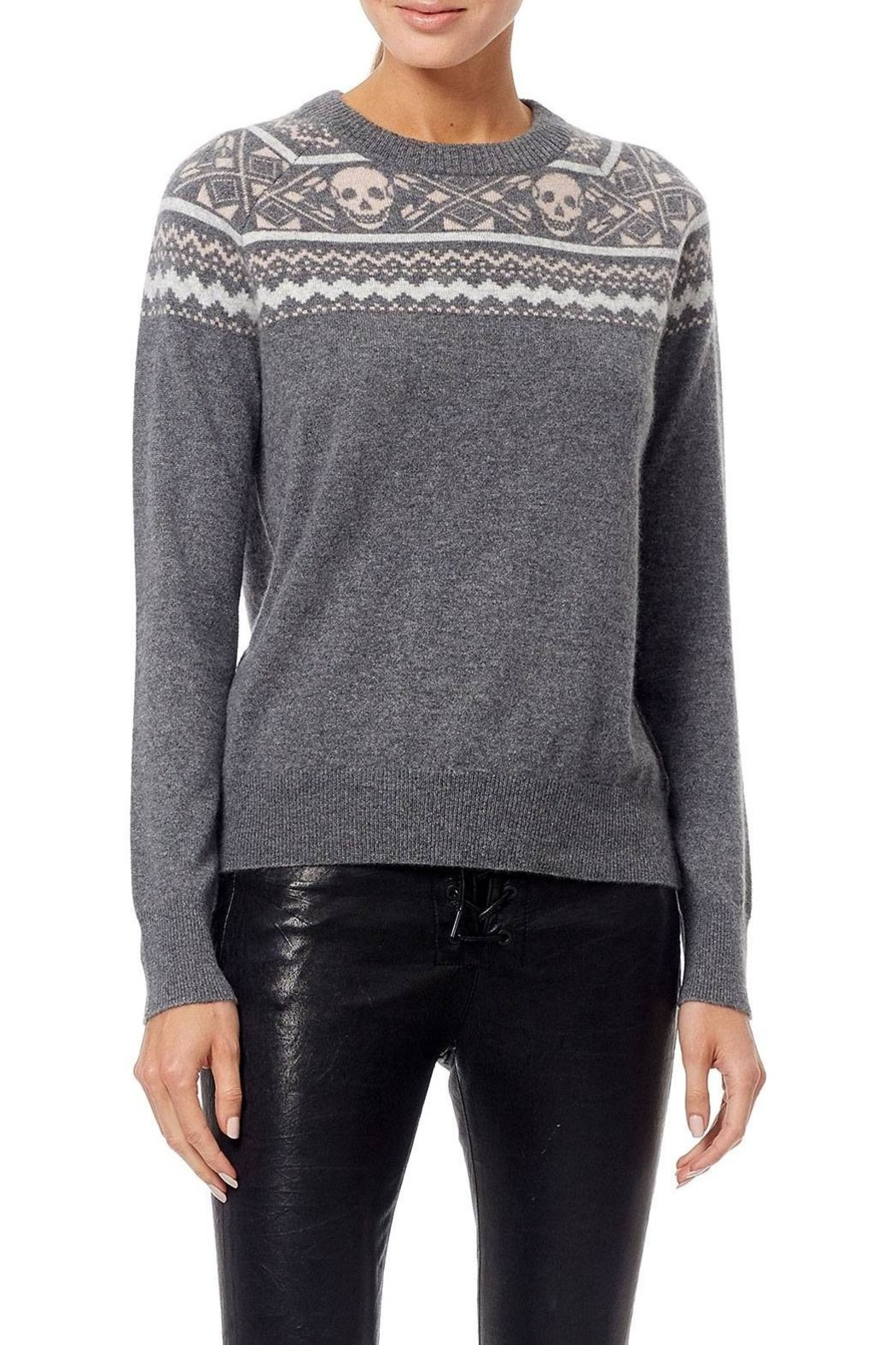 Skull Cashmere Cashmere Miley Sweater - Main Image