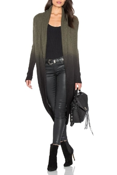 Skull Cashmere Cocoon Loden Jacket - Product List Image