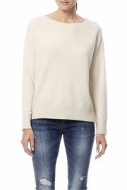 Skull Cashmere Embroidered Skull Sweater - Product Mini Image