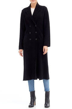 Skull Cashmere Lera Long Peacoat - Product List Image