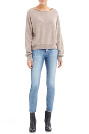 Skull Cashmere Lou Sweater - Back cropped