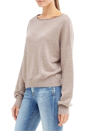 Skull Cashmere Lou Sweater - Side cropped