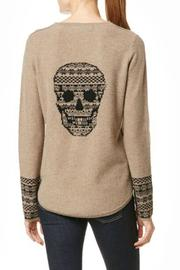 Skull Cashmere Malady - Front cropped