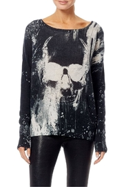 Skull Cashmere Nora Skull Sweater - Product Mini Image