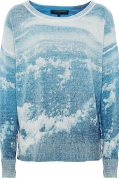 Skull Cashmere Pontus Blue Sky - Product List Image