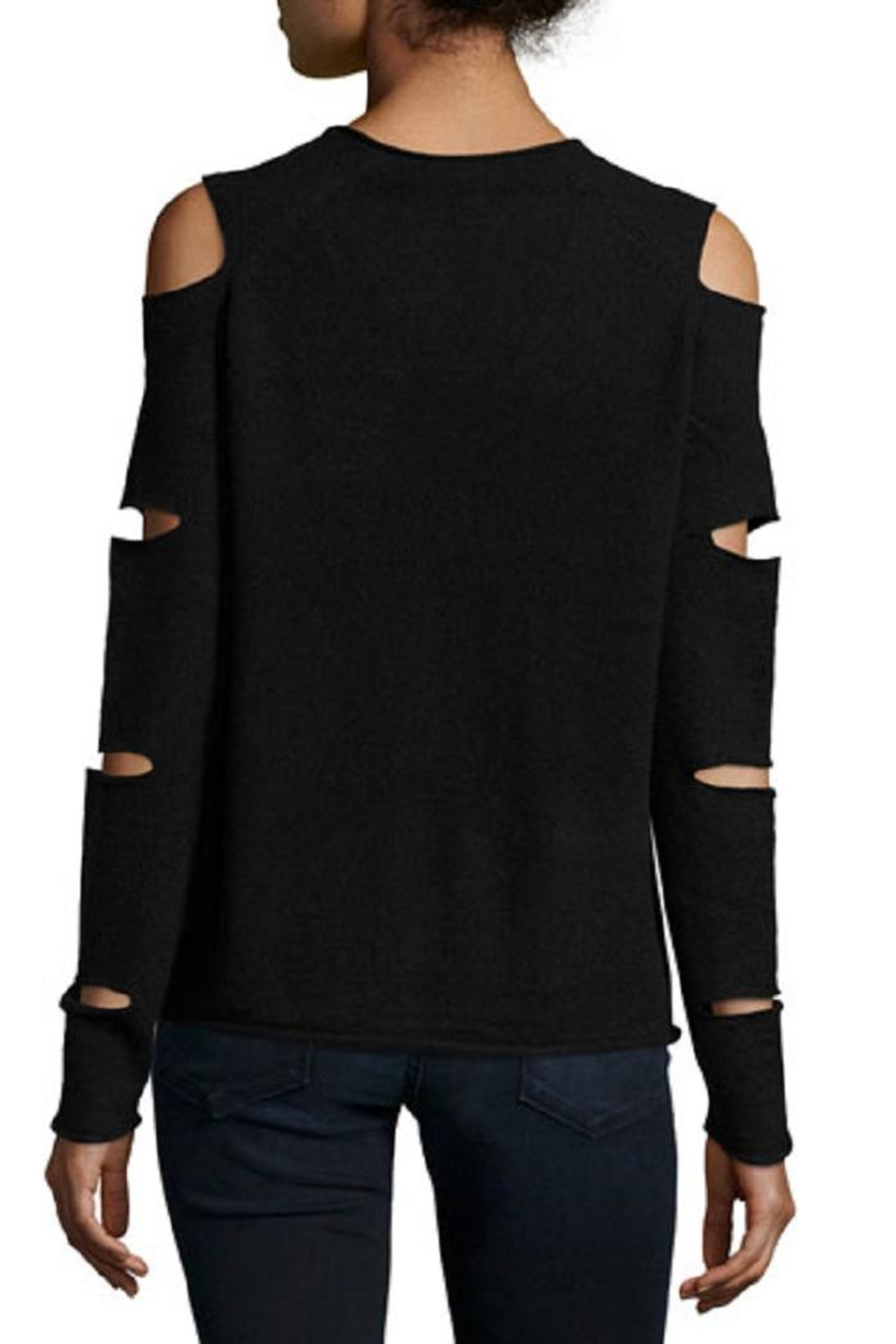 Skull Cashmere Tyrone - Front Full Image