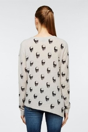 Skull Cashmere Skull Ceelo Sweater - Front full body