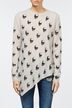Shoptiques Product: Skull Ceelo Sweater