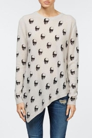 Skull Cashmere Skull Ceelo Sweater - Product Mini Image