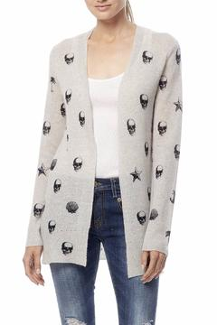 Skull Cashmere Victoria Cashmere Cardigan - Product List Image