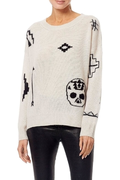 Skull Cashmere Xandra Sweater - Product List Image