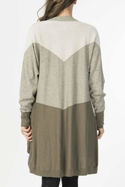Skunkfunk Eder Knit Cardigan - Front full body
