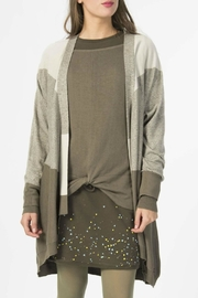 Skunkfunk Eder Knit Cardigan - Side cropped
