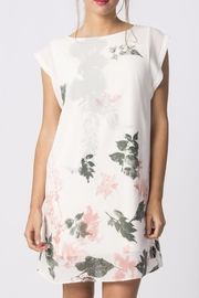 Skunkfunk Floral Shift Dress - Product Mini Image