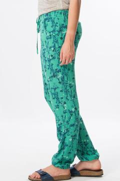 Shoptiques Product: Green Floral Trousers