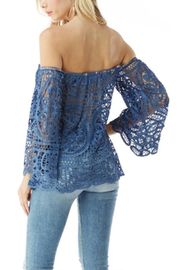 Sky Afilda Lace Top - Side cropped