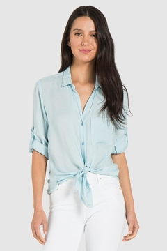 Bella Dahl Sky Button Shirt - Product List Image