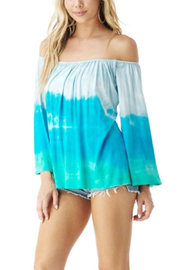 Sky Caileigh Braided-Back Top - Side cropped