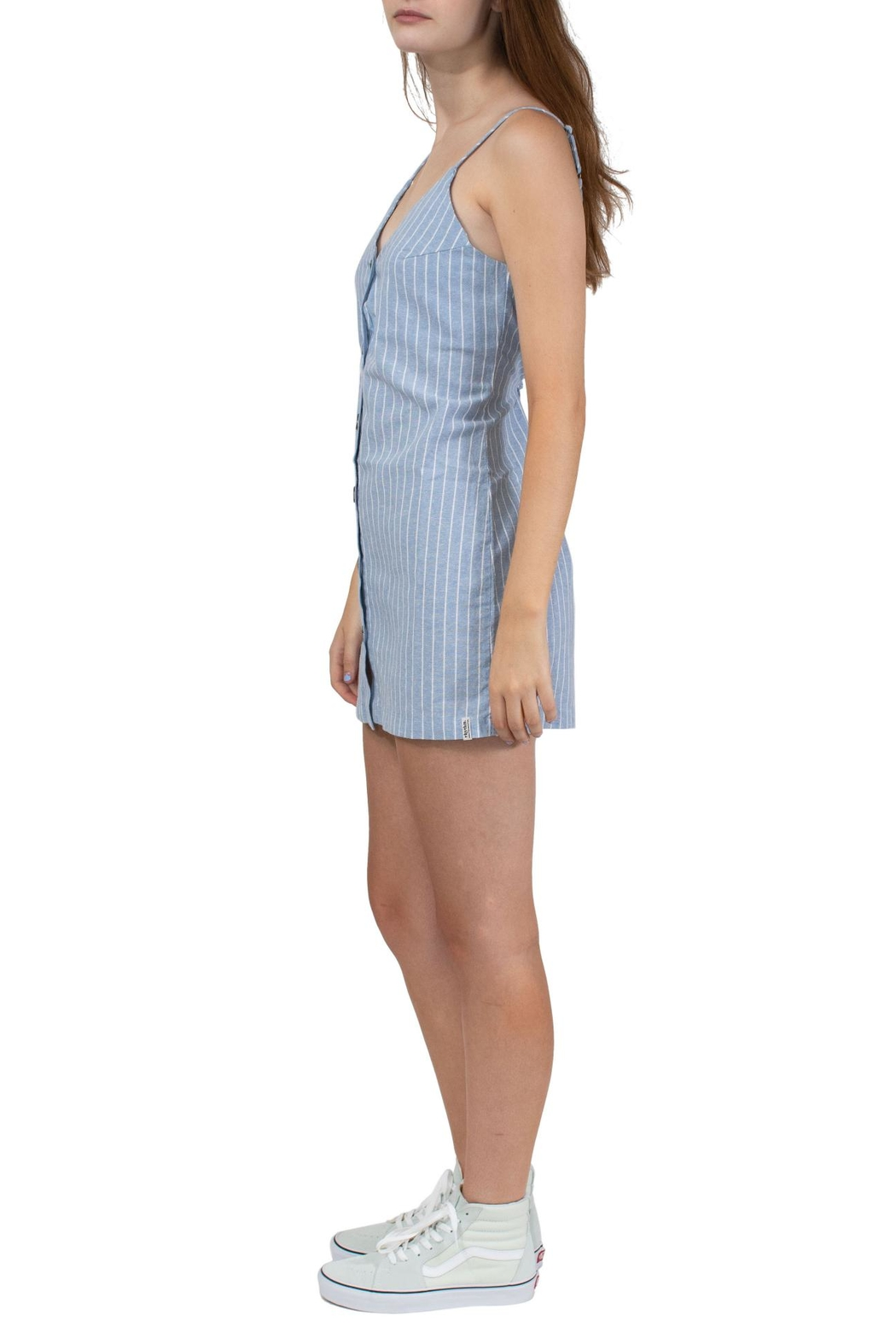 Rhythm  Sky Castaway Dress - Side Cropped Image