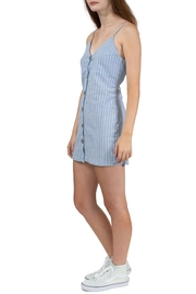Rhythm  Sky Castaway Dress - Front full body
