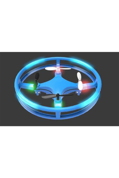Mindscope Sky Lighter Glow Disc Drone - Alternate List Image