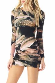 Sky Collection Halfdan Mini Dress - Front full body