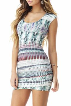 Sky Collection Hannibal Mini Dress - Product List Image