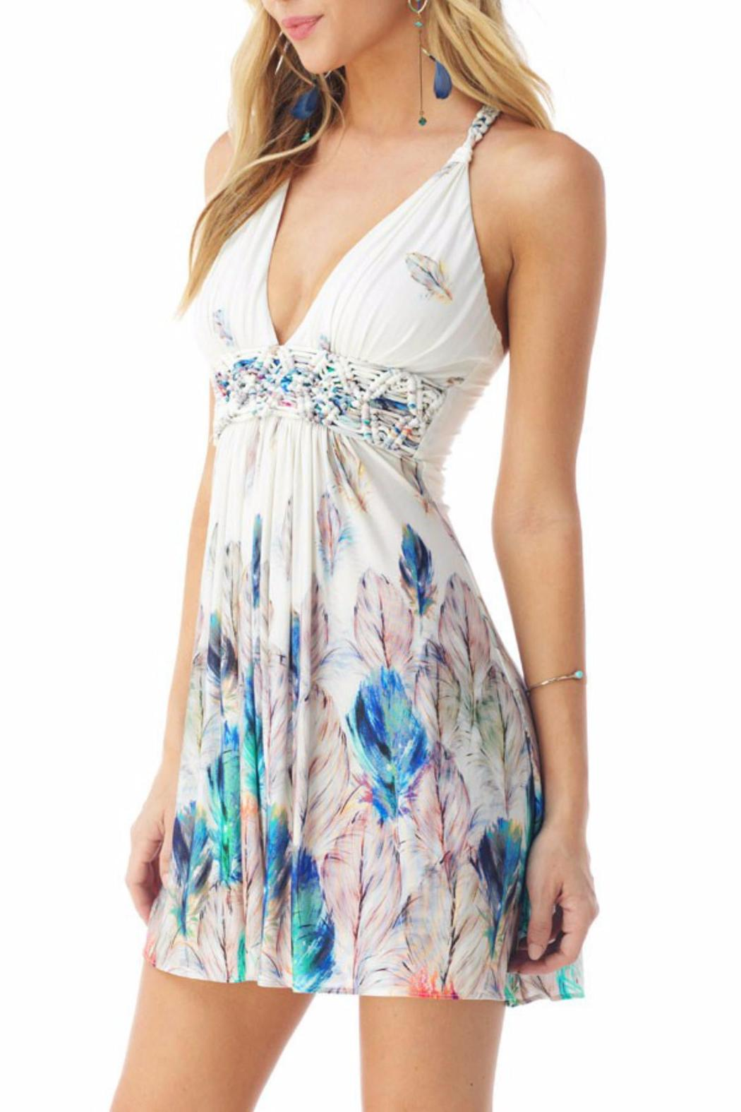Sky Collection Jacalyn Dress - Front Full Image