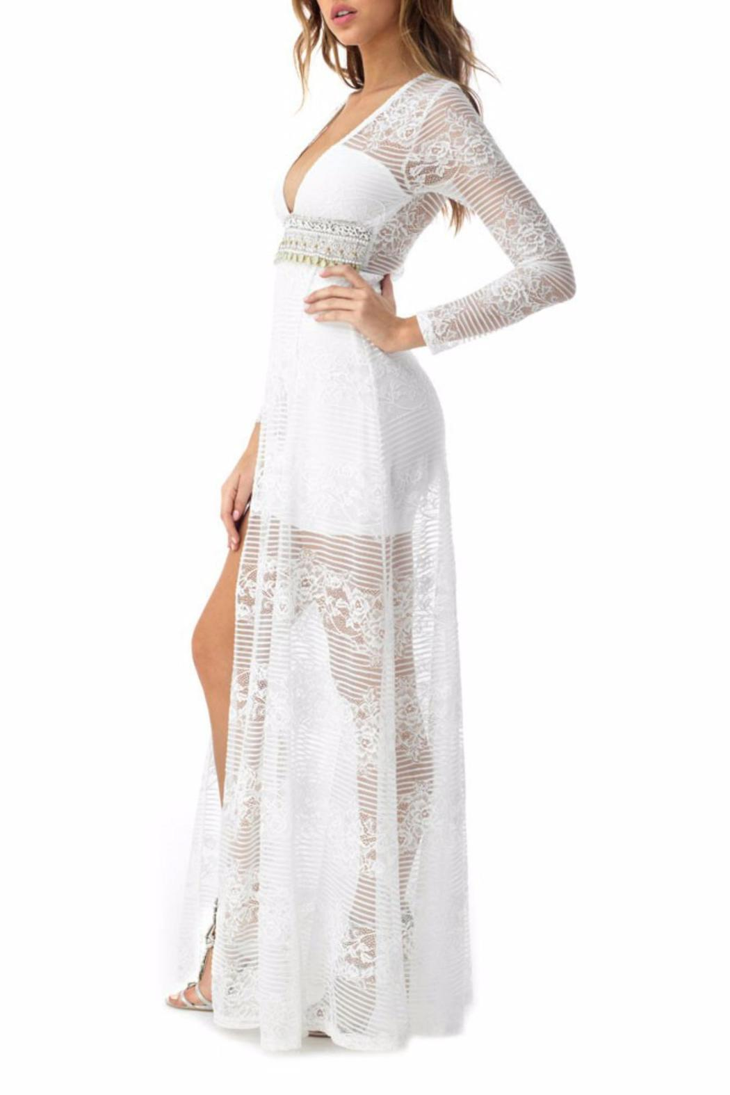 Sky Collection Trovald Maxi Dress - Front Full Image